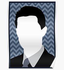 Twin Peaks, Agent Cooper Poster