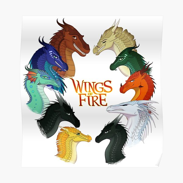 Wings of Fire - All Together Poster