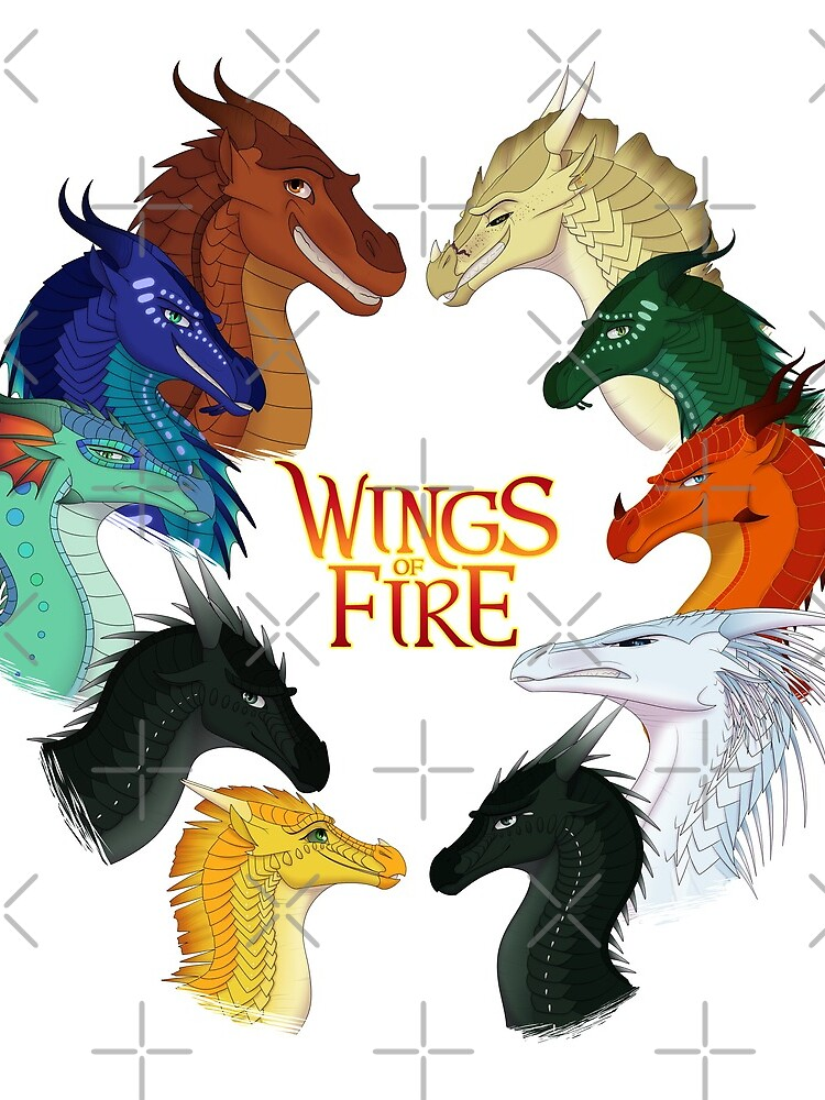 Wings of Fire - All Together by TheDragonReborn