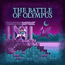 The Olympus of Battle by likelikes