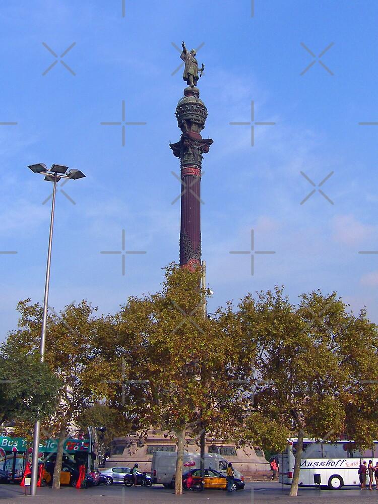 Monument a Colom by Tom Gomez