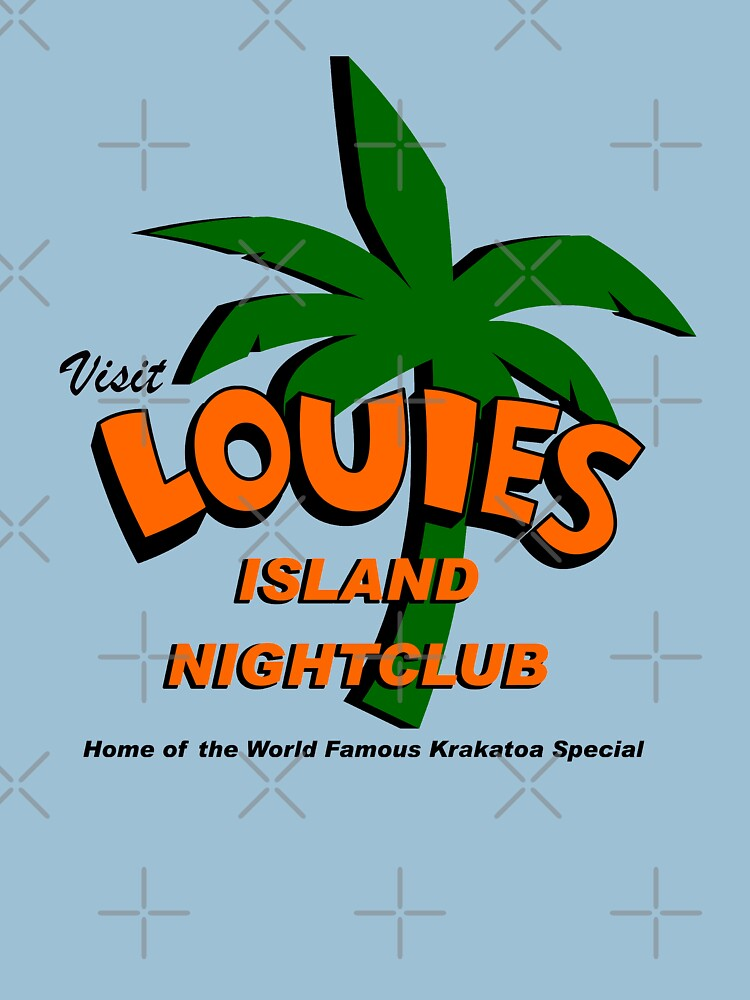 Visit Louies Island Nightclub by robotghost