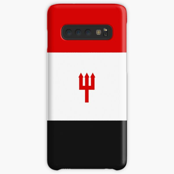 United Trident - Red, White and Black Samsung Galaxy Snap Case