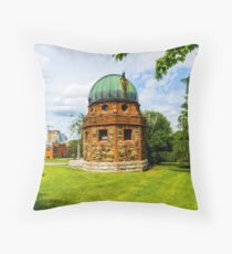 Observatory 3 Throw Pillow