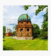Observatory 3 Photographic Print