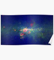 Peony Nebula Poster