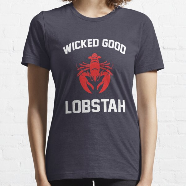 Wicked Good Lobstah Essential T-Shirt