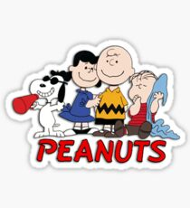 Peanuts Sticker