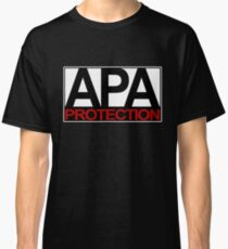 APA Acolytes Protection Agency Classic T-Shirt