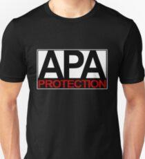 APA Acolytes Protection Agency Unisex T-Shirt