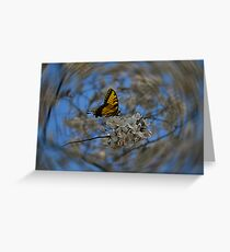 Calm in the Storm Greeting Card
