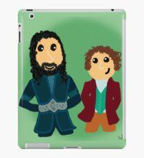 Bilbo & Thorin iPad Case/Skin