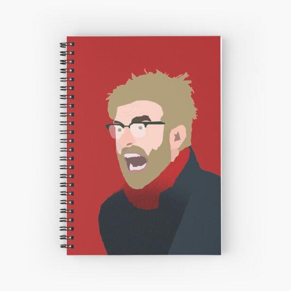 Normal one Spiral Notebook
