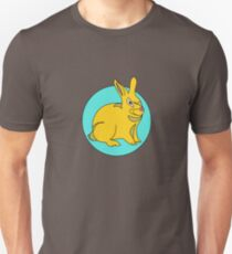 BUNNY AND MOON  Unisex T-Shirt