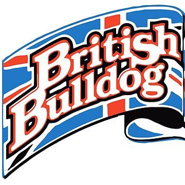 British Bulldog by kayfabemerch