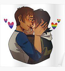 Pride - Klance Poster