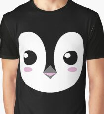 Baby Penguin (Baby Penguin) Graphic T-Shirt