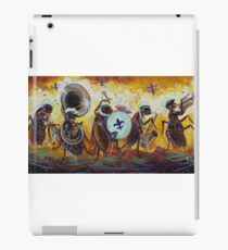 They All Go Marching In iPad Case/Skin