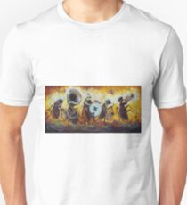They All Go Marching In T-Shirt