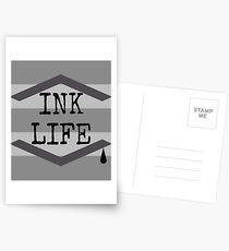Ink life Postcards