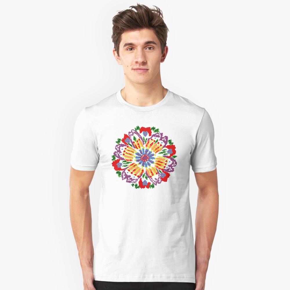 Flower power  Unisex T-Shirt Front
