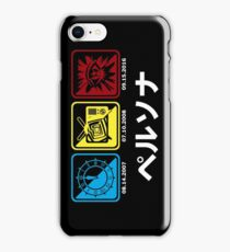 Personified Installments iPhone Case/Skin