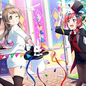Liebesleben! School Idol Project - Zaubershow! von star-sighs