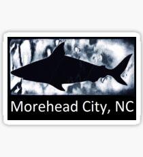 Shark (Morehead City, NC) Sticker