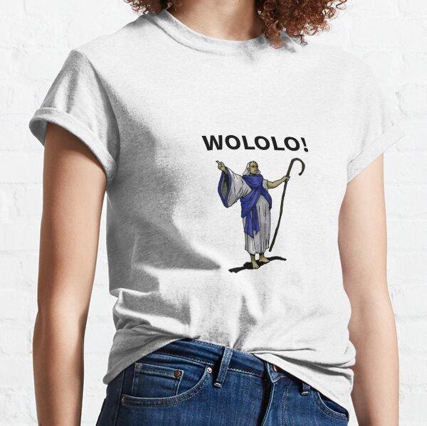 Wololo! Classic T-Shirt