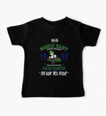 Racing Champion Luigi Kids Clothes