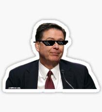 James Comey Sticker