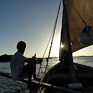 Dhow Sailing  by sailgirl