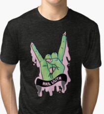 'Hail Lilith' - Rotten Dollies Tri-blend T-Shirt