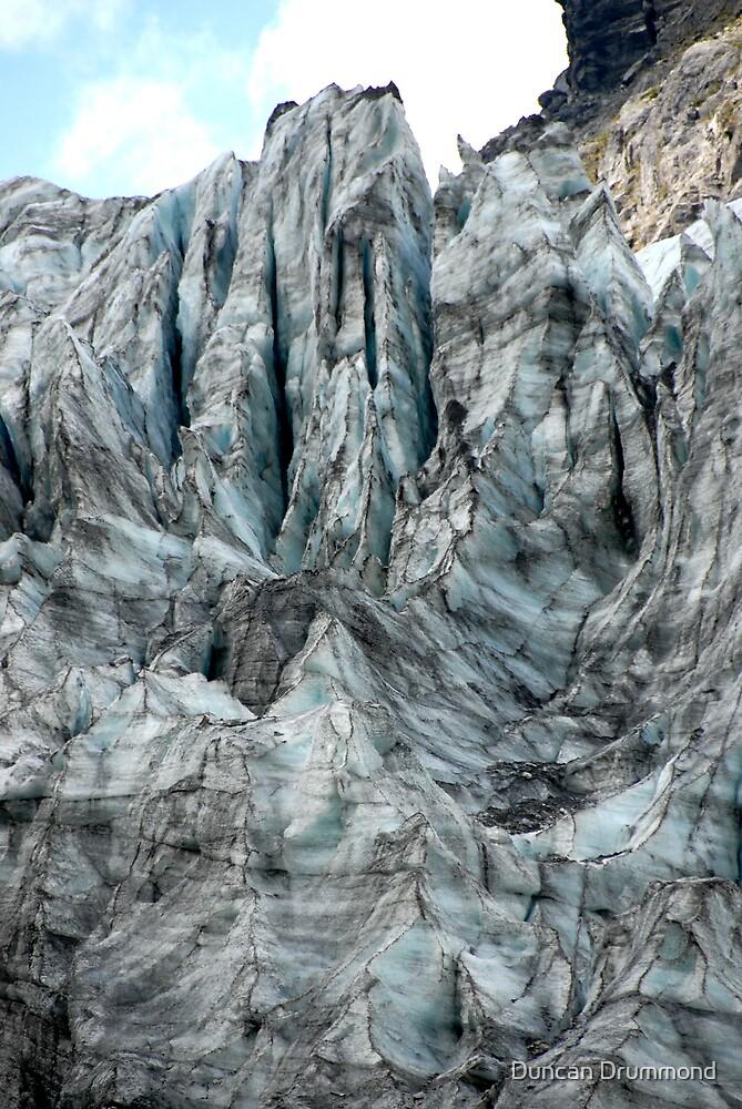 Fox Glacier  by Duncan Drummond