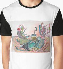 Mesa con ataque 2 Graphic T-Shirt