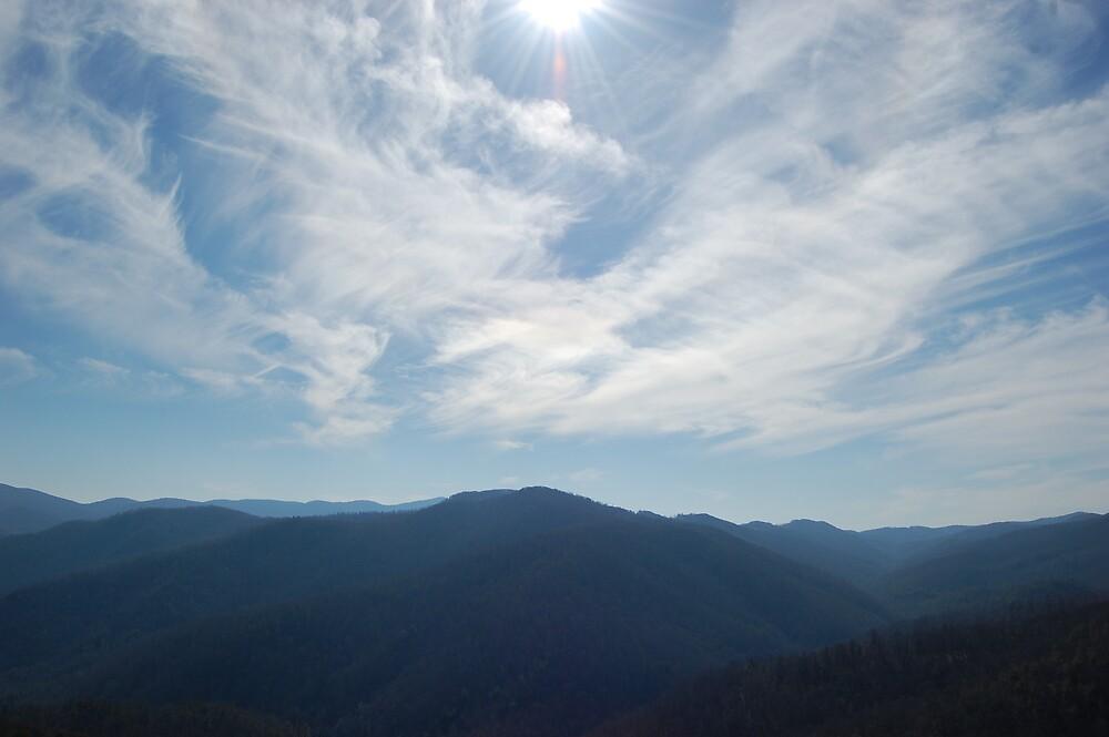 Blue Ridge Mountains by Tara Johnson