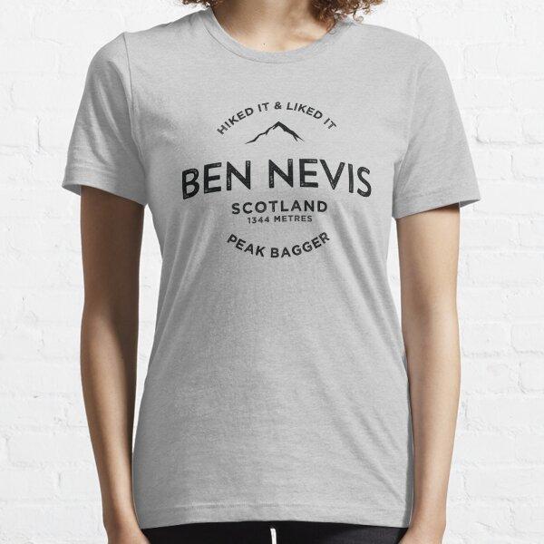 Ben Nevis Peak Bagger Essential T-Shirt