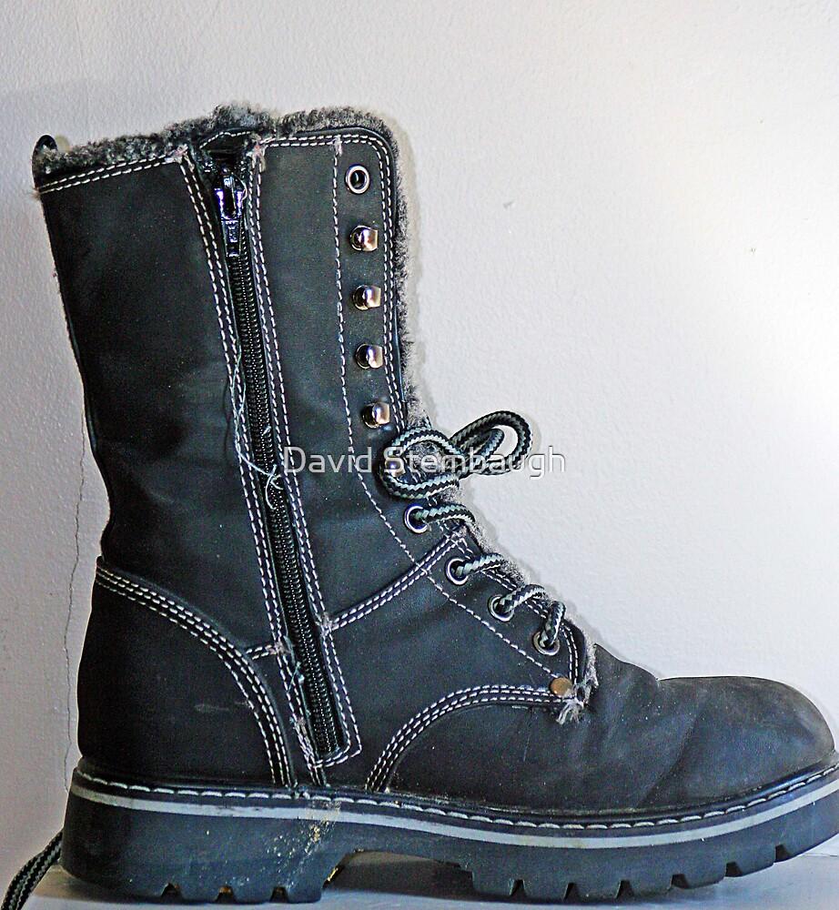 boot by David Stembaugh