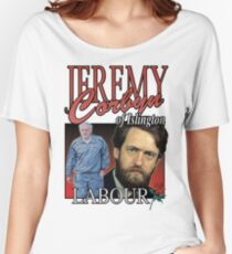 JEREMY CORBYN LABOUR VINTAGE Tee Women's Relaxed Fit T-Shirt
