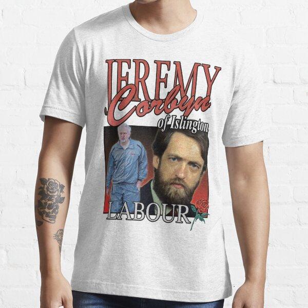 JEREMY CORBYN LABOR VINTAGE Tee Essential T-Shirt