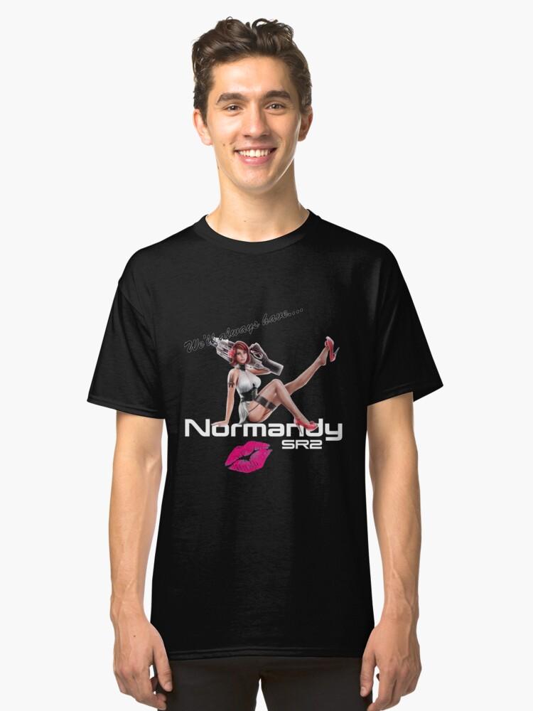 Memento from femshep. Classic T-Shirt Front