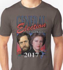 GENERAL ELECTION 2017 VINTAGE TSHIRT Unisex T-Shirt