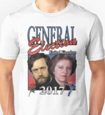 GENERAL ELECTION 2017 VINTAGE TSHIRT Unisex T-Shirt