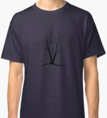 A Two-trunked Tree Classic T-Shirt