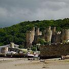 Conwy castle by graceloves