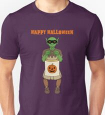 Goblin Happy Halloween Unisex T-Shirt