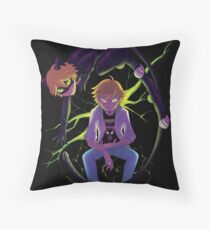 Cataclysm! Throw Pillow