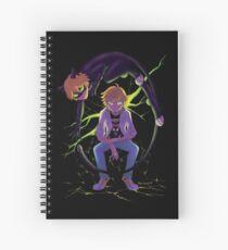 Cataclysm! Spiral Notebook