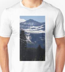 Lingering Mountain Snow T-Shirt