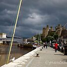 Conwy quay by graceloves